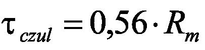 Druckfeder Formel - Zulässige Spannung bei Blocklänge