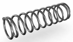 Zylindrische Druckfeder