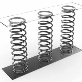 Sprężyny naciskowe systemy sprężynowe