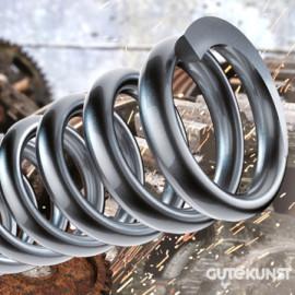 Metalowe sprężyny do ekstremalnych przypadków