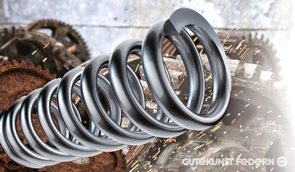 Metallfedern für den Extremfall