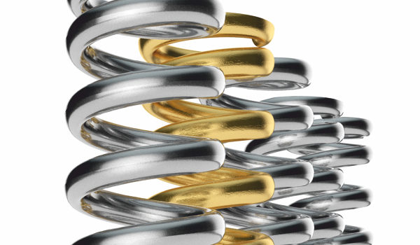 Oberflächenbehandlungen für Stahlfedern