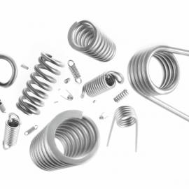 Einfach die passende Metallfeder finden